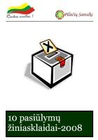 10 pasiūlymų žiniasklaidai