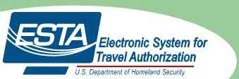 ESTA, JAV, viza, kelionių supaprastinimo programa