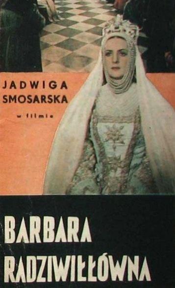 Barbara Radziwiłłówna 1936